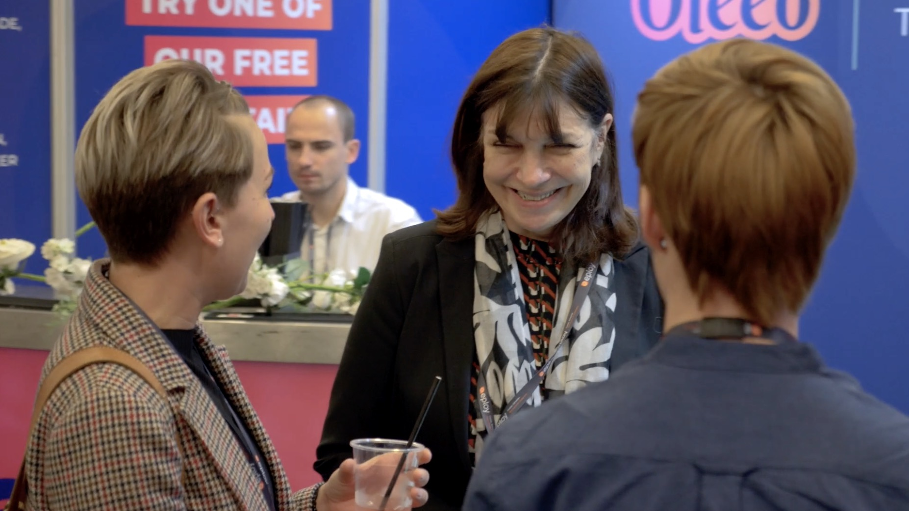 Exhibiting at a trade show can be great for your business.
